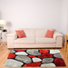 3D Pebbles Rug | Rug Masters | Free UK Delivery