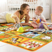 Zoo Playmat | Rug Masters | Free UK Delivery
