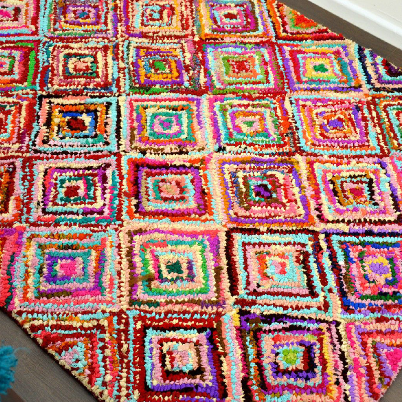 Chindi Rag Rug | Rug Masters | Free UK Delivery