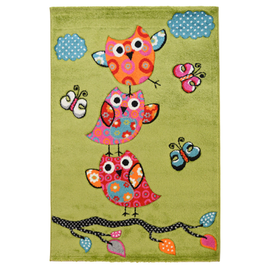 Owl Rug | Rug Masters | Children's Rugs And Mats