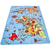 Map Playmat | Rug Masters | Free UK Delivery