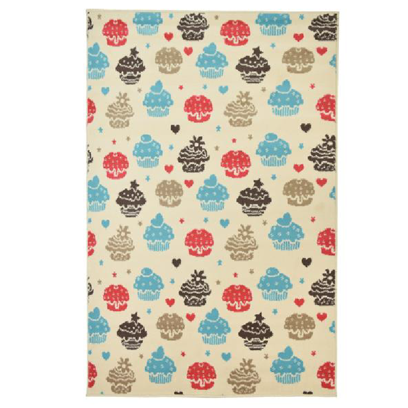 Cupcakes Rug | Rug Masters | Free UK Delivery