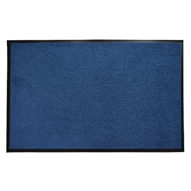 Blue Doormat | Rug Masters | Range Of Sizes Available