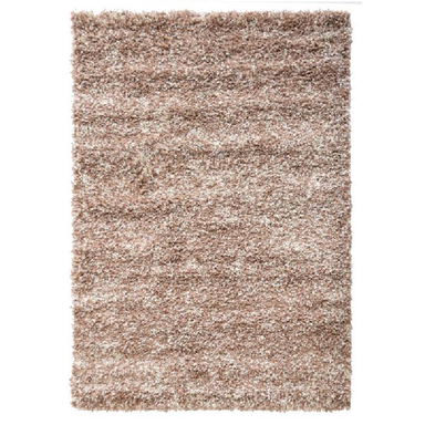 Beige Shaggy Rug | Rug Masters | Free UK Delivery