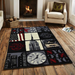 Collage Rug | Rug Masters | Range Of Sizes Available