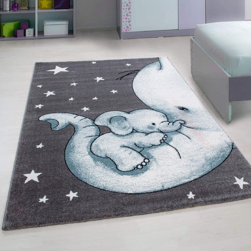 Elephant Rug | Rug Masters | Kids Rugs And Mats