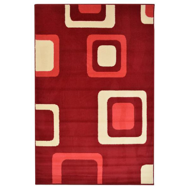 Square Patterned Rug | Rug Masters | Free UK Delivery