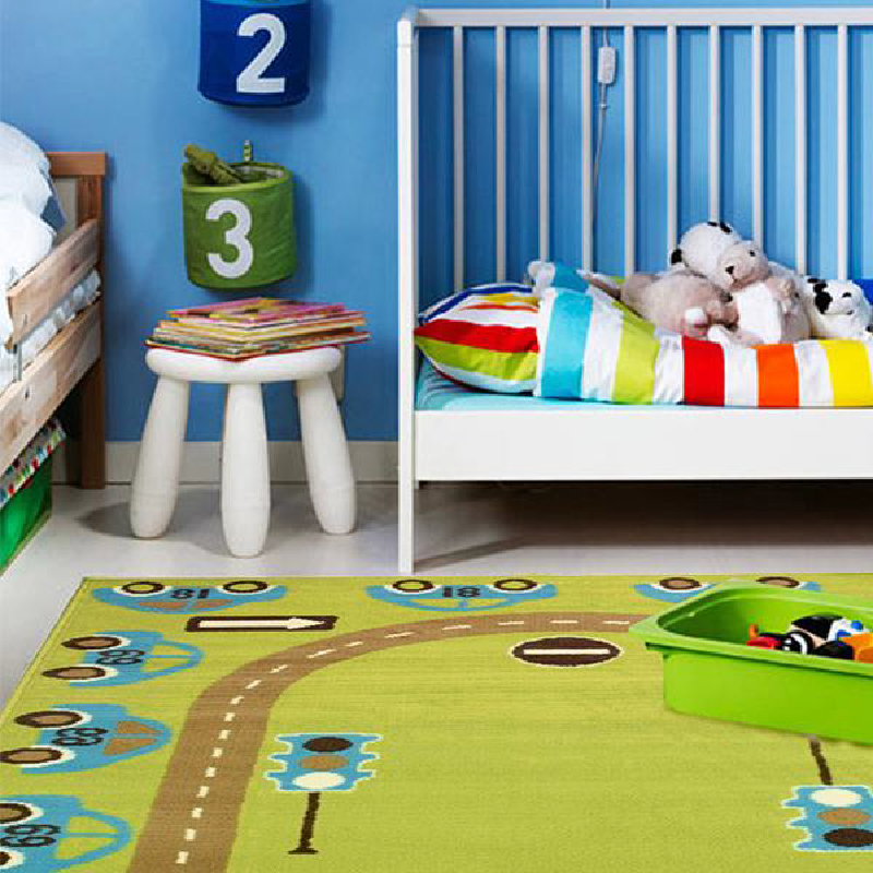 Car Circuit Rug | Rug Masters | Kids Rugs And Mats
