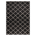 Black Sisal Rug | Rug Masters | Various Sizes Available