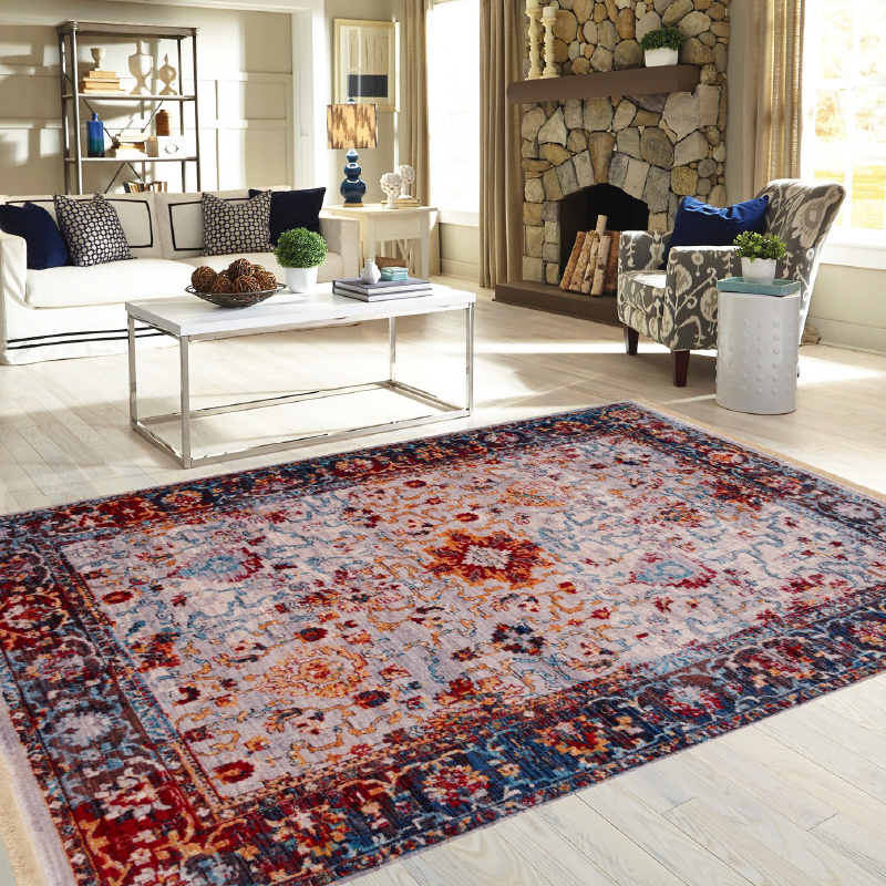 Abstract Boho Rug | Rug Masters | Free UK Delivery
