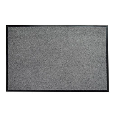 Grey Doormat | Rug Masters | Range Of Sizes Available