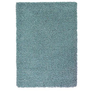Duck Egg Shaggy Rug | Rug Masters | Range Of Sizes Available
