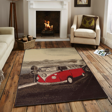 Campervan Rug | Rug Masters | Free UK Delivery
