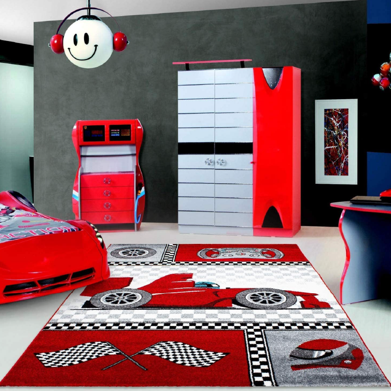 Cars Rug | Rug Masters | Kids Rugs And Mats