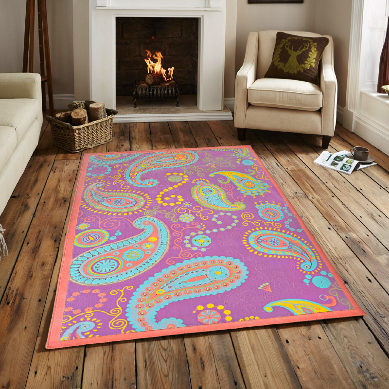 Paisley Rug | Rug Masters | Range of Sizes Available
