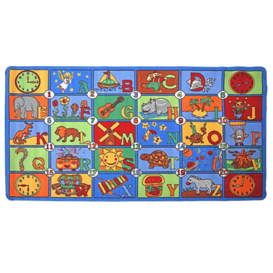 Alphabet Playmat | Rug Masters | Free UK Delivery