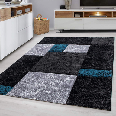 Checked Rug | Rug Masters | Free UK Delivery