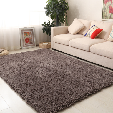 Mink Shaggy Rug | Rug Masters | Free UK Delivery