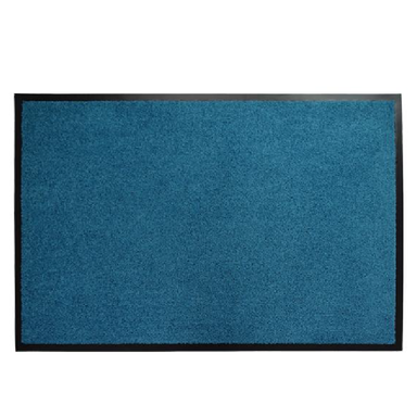 Teal Doormat | Rug Masters | Range Of Sizes Available