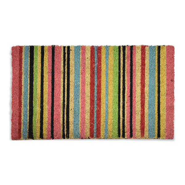 Goa Coir Mat - Stripes