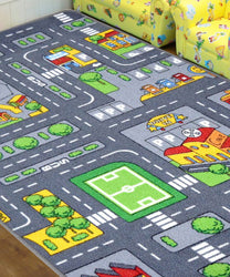 Duo City Play Mat - Rug Masters