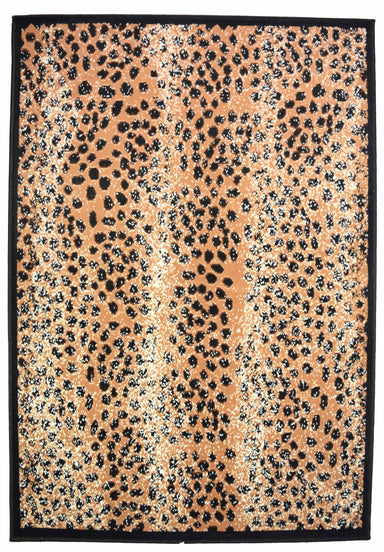 Leopard Print Rug | Rug Masters | Free UK Delivery