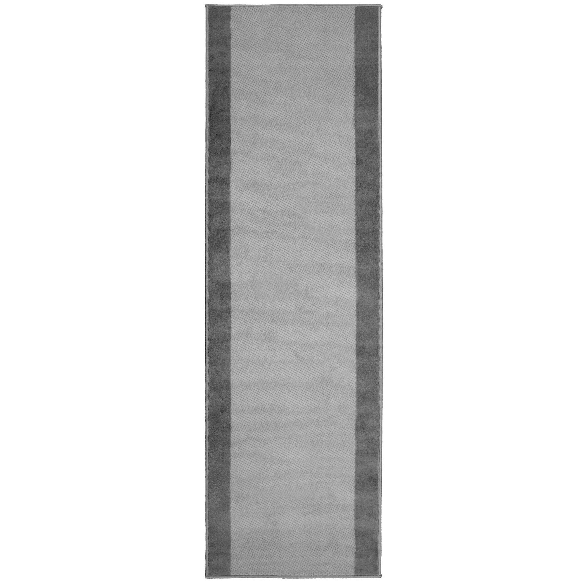 Grey Stair Runner | Rug Masters | Free UK Delivery