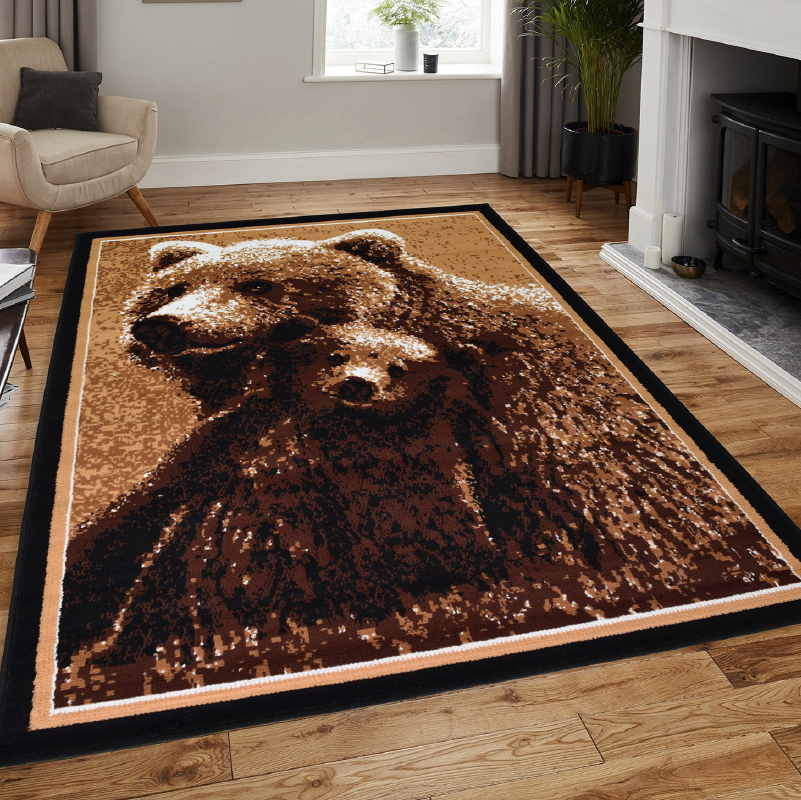 Bear Rug | Rug Masters | Free UK Delivery