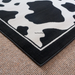 Cow Print Rug | Rug Masters | Free UK Delivery