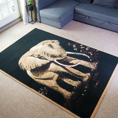 Elephant Rug | Rug Masters | Free UK Delivery