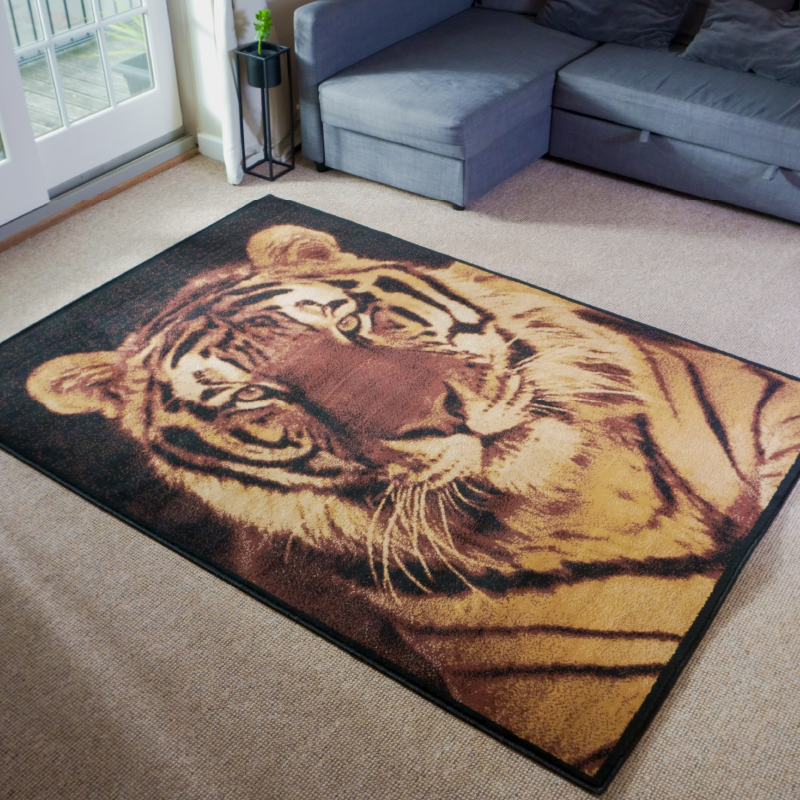 Tiger Rug | Rug Masters | Free UK Delivery