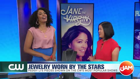 The Jam Chicago - Jewelry seen on CW TV shows
