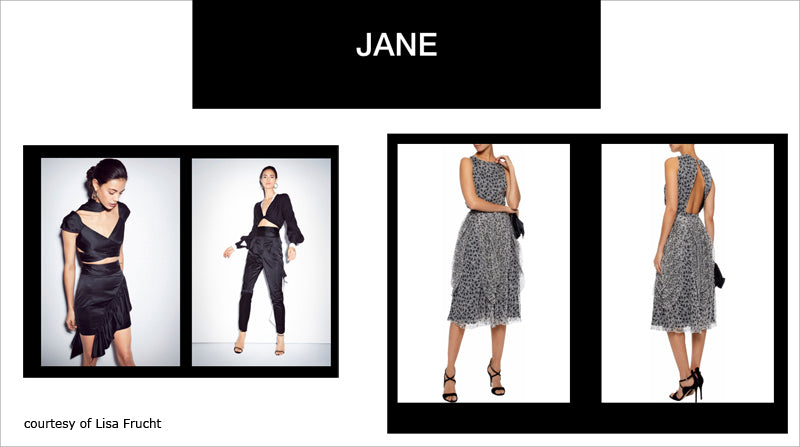 Jane inspiration board The Bold Type