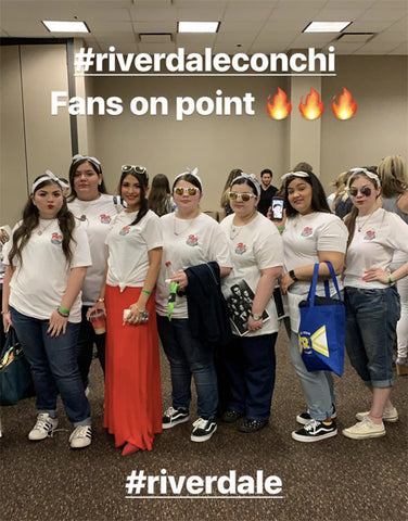 Riverdale convention fans