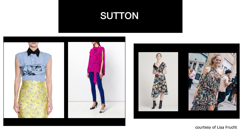 Sutton inspiration board The Bold Type