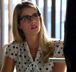 Butterfly Twist Necklace seen on Felicity Smoak