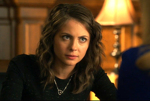 Thea Queen Have a Heart Necklace