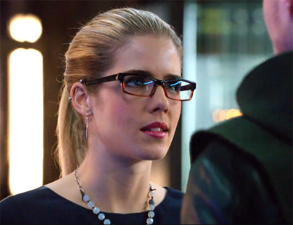 Felicity Smoak Small Quill Earrings Arrow