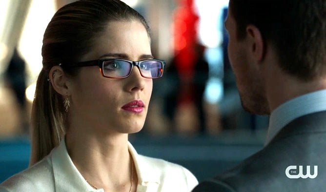 Felicity Smoak Spark Earrings Arrow