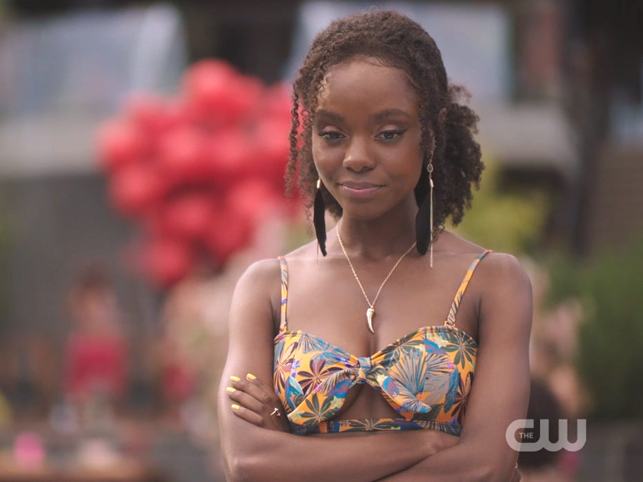 Josie (Ashleigh Murray) on Riverdale