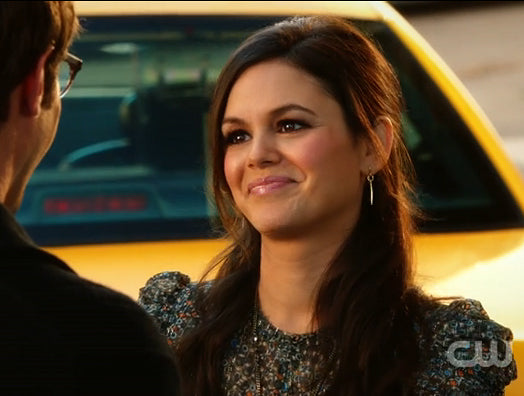 Zoe Hart (Rachel Bilson) wears Peggy Li Creations Small Quill Earrings on Hart of Dixie