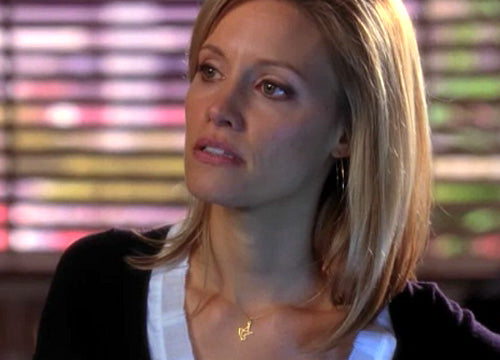 Dove Charm Necklace seen on Private Practice on KaDee Strickland