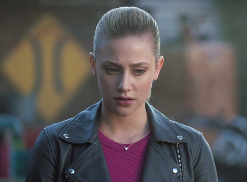 Betty Cooper Triangle Necklace