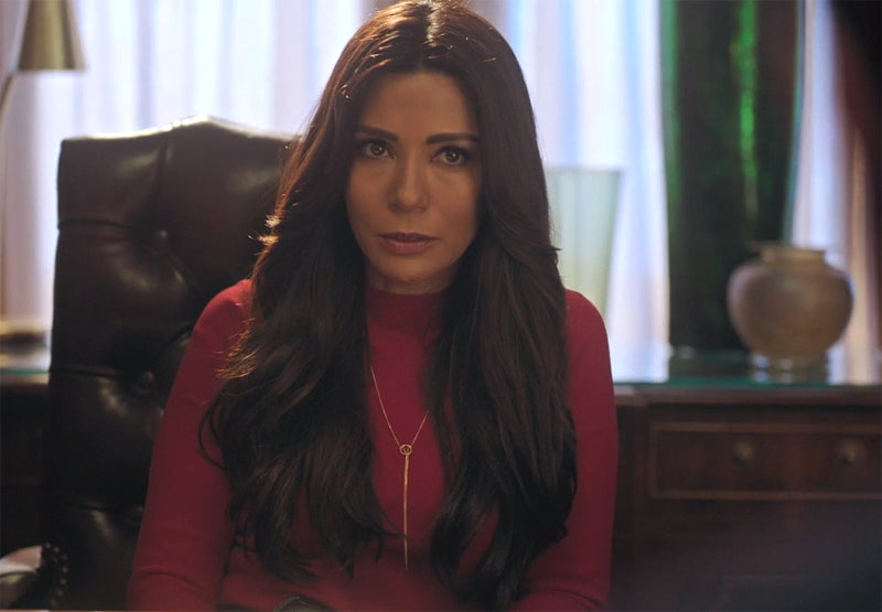 Hermione Lodge Riverdale necklace