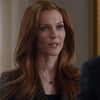 Onyx Point Necklace seen on Scandal Darby Stanchfield