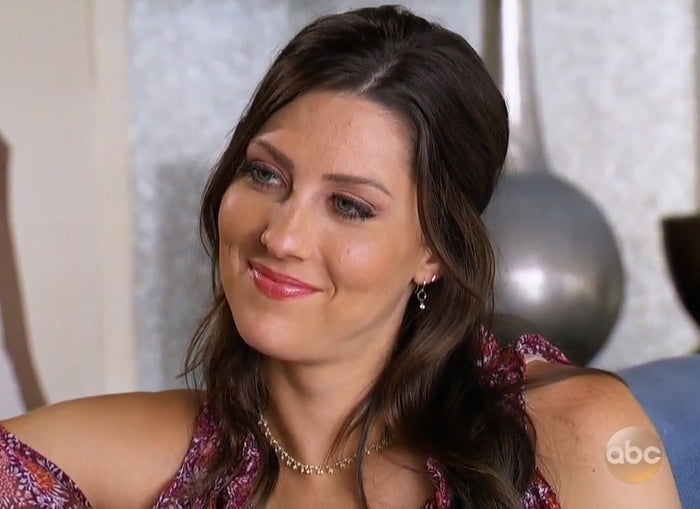 Becca Kufrin The Bachelorette CZ earrings