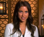 Kaitlyn Bristowe Swiss Blue Necklace The Bachelorette