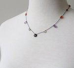 Willow Multi Silks Necklace