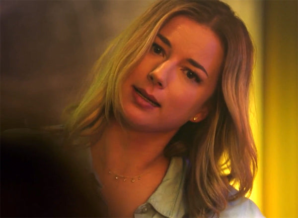 Emily VanCamp as Nic on The Resident