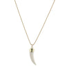 Shell Tusk Necklace